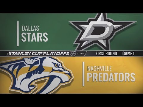 NHL Playoffs | Dallas At Nashville | Нэшвилл Vs Даллас | НХЛ Плей-офф