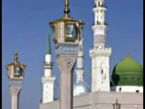 Madina Sohna Ae (qari Shahid Mehmood Qadri) video