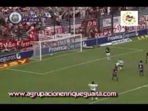 Tigre - ESTUDIANTES Clausura 2010.