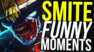 JOUST A LITTLE SPOOK! - SMITE FUNNY MOMENTS