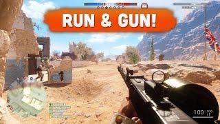 RUN & GUN! - Battlefield 1 | Road to Max Rank #12 (Multiplayer Gameplay)