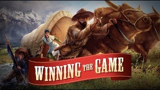 10. The Oregon Trail: Willamette Valley - Winning the Game