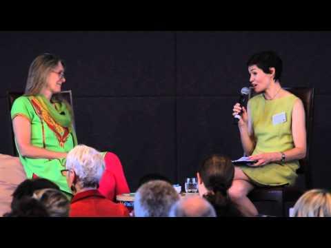 2015 Celebrating Women in Conservation breakfast - talk in full