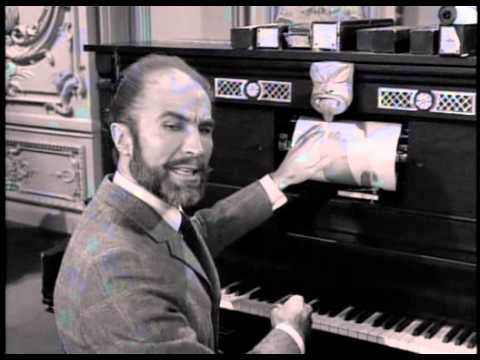 The Twilight Zone:a Piano In The House (16 Feb. 1962) video