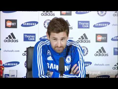 Andre Villas-Boas: not all Chelsea players back me