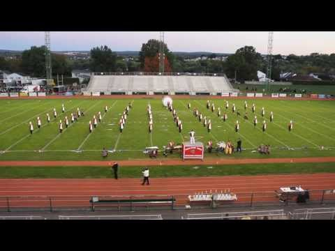 Hazleton Area High School Marching Cougar Band: KA Field Show (Performance 9)