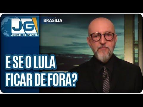 Josias de Souza/Dúvida no PT: se Lula ficar de fora?