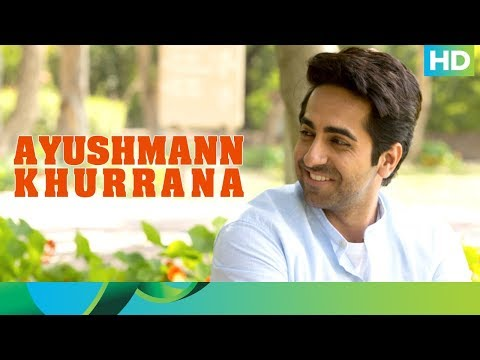 Ayushmann Khurrana knows how to impress his co-stars