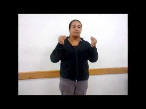 Fábulas em LIBRAS/ 6º semestre Pedagogia