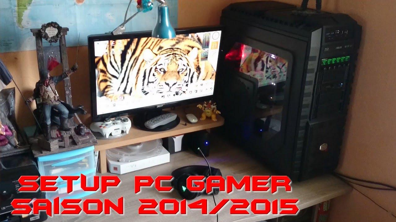 Gaming setup 2014