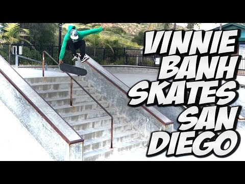 VINNIE BANH AND FRIENDS VISIT SAN DIEGO !!! - A DAY WITH NKA -