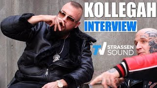 "KOLLEGAH EXKLUSIV INTERVIEW mit MC Bogy ""Monument"" - TV Strassensound"
