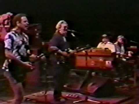 Grateful Dead - 7/10/89 - Iko Iko (Pro-Shot)