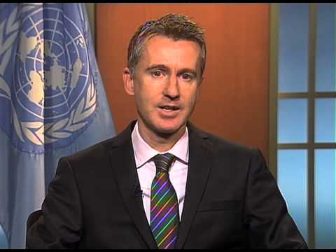 Gay rights debate unfolds at the United Nations