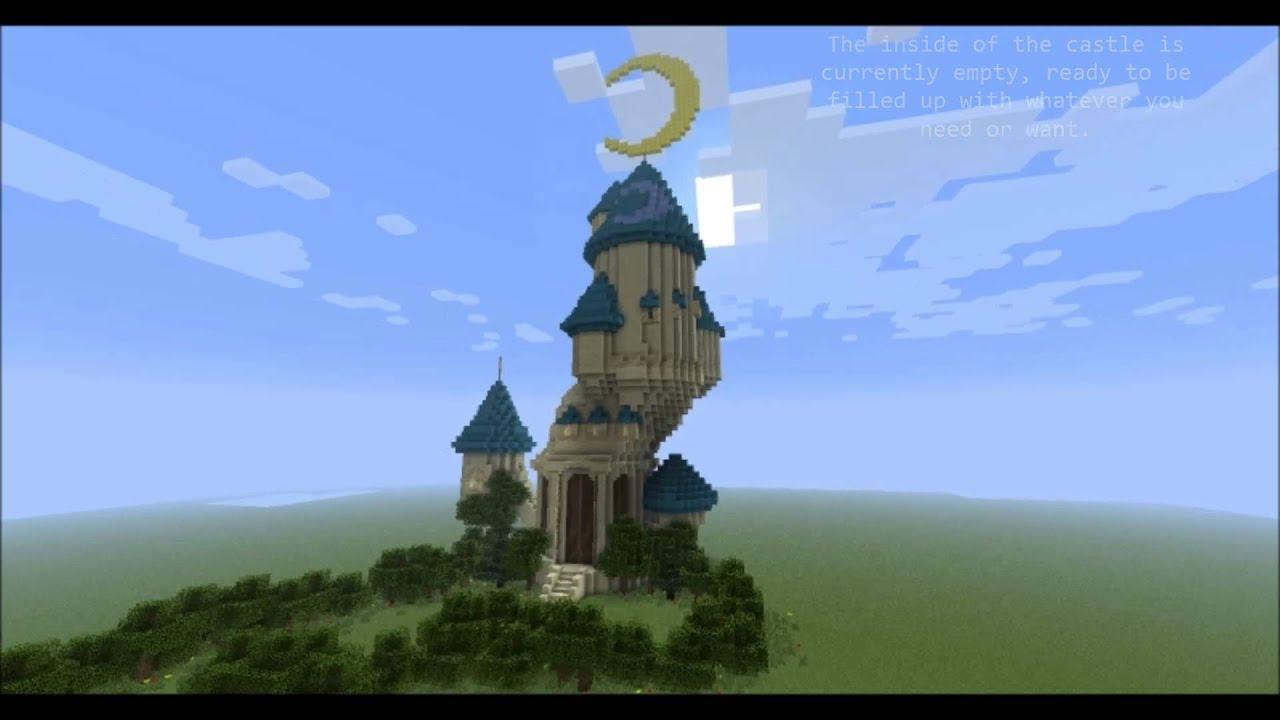 Wizard Builds Minecraft