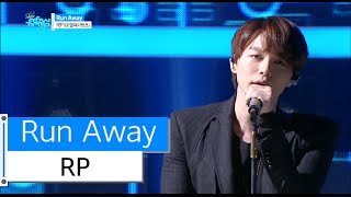 [HOT] RP - Run Away, 로열파이럿츠 - 런 어웨이, Show Music core 20160102