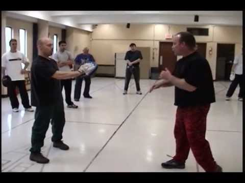 JKD Straight Kick and Hook Kick Image 1