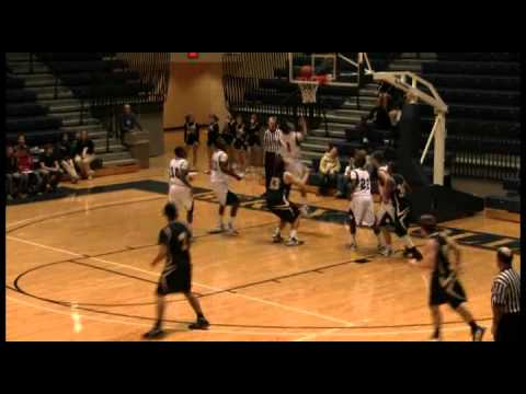 2010 Rome News-Tribune Holiday Tournament: Pepperell falls to Woodland Boys, 58-30