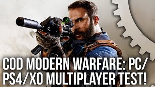 Call of Duty Modern Warfare Multiplayer: PS4/Pro/Xbox One/X/PC - Which Has the Competitive Edge?