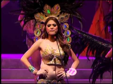 Miss Bikini Philippines 2013 - opening number
