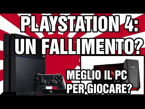 PS4: UN FALLIMENTO? PC BATTE LE CONSOLE, TEKKEN 7