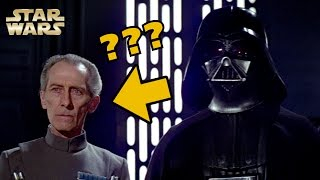 Why Does Darth Vader Take Orders From Grand Moff Tarkin in A New Hope - Star Wars Explained