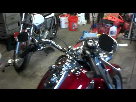 Stage Tuning A Harley Davidson With A Screamin Eagle Super Tuner Software Upgrade Tutorial pt 2
