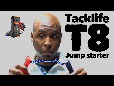 Tacklife T8 Jump Starter: Is it as bad as the Amazon Reviews?