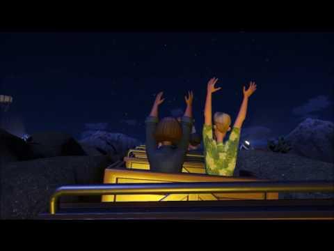 Planet Coaster Ride