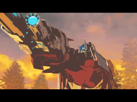 [Lavapasta]: Transformers Prime REVIEW