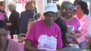 Gift of Life holds Breast Cancer survivor breakfast