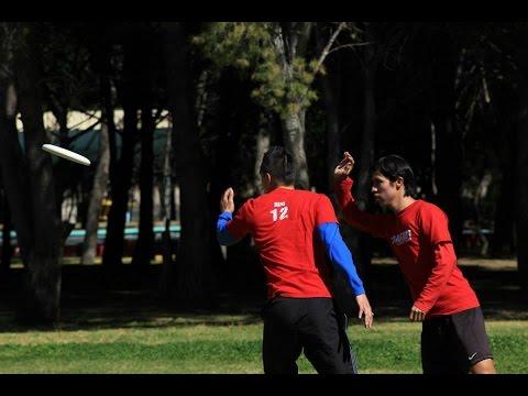 Kraken San Luis Potosí Ultimate Frisbee deportes novedosos