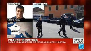 France shooting: Suspect was on police watch list
