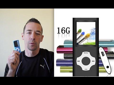 Tomameri MP3/MP4 Player Review