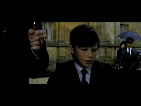 This is the Batman (2005) teaser trailer that WB put together quickly in 2004 to calm fans' fears that thought it would be like the campy 80's Batman..