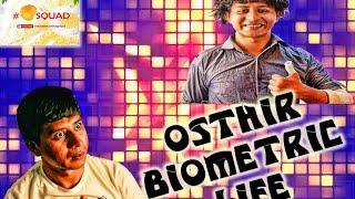 Osthir Biometric Life by Mango Squad