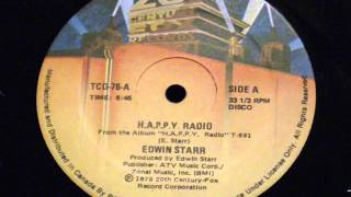 Watch Edwin Starr Happy Radio video