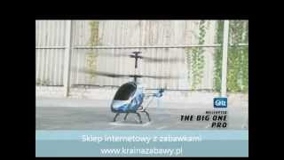 Revell - Helikopter Big One Pro 2,4GHz 24064 na www.KrainaZabawy.pl