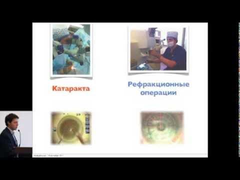 Dry Eye. Report Trubilin A.V., AROF2013, Russia.