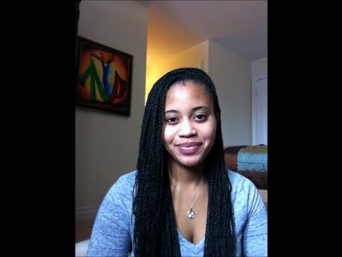 Senegalese Twists: Maintenance & Hair Info