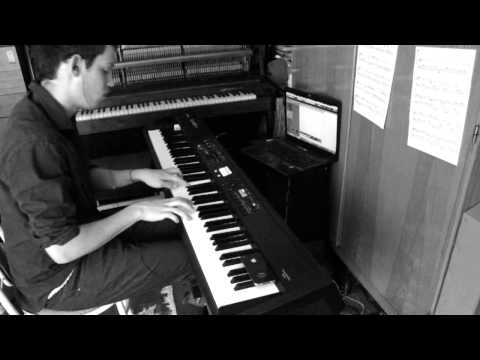 Criminal Minds: Coda Sammys song - piano cover by Gódor Bá...
