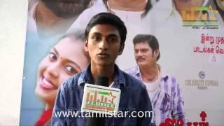 Bharani At Jennifer Karuppaiya Movie Audio Launch