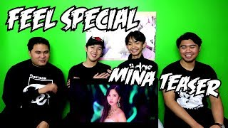 TWICE - FEEL SPECIAL TEASER MINA ONCE FANBOYS