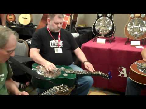 ResoGat 2011 Steel Guitar Rag