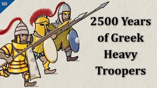 2500 Years of Greek Warriors