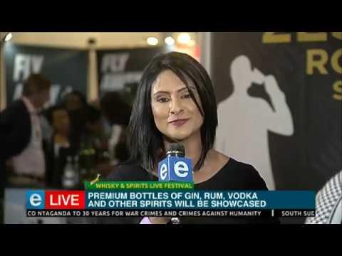 Whiskey and Spirits Live Festival | Premium alcohol showcase