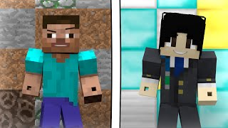 Court-Métrage minecraft: Noob VS P.G.M (2.0)