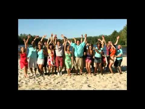Fiesta Boom Boom Camping Paradis En Entiere !! video