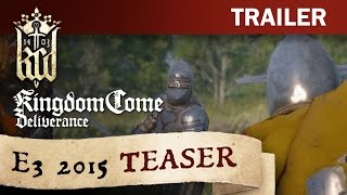 Тизер Kingdom Come: Deliverance E3 2015