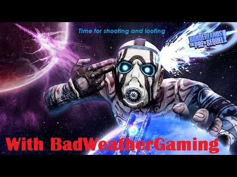 Our First Laser Weapon: Borderlands Pre-Sequel